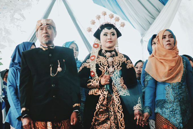 Wedding of Andri & Intan by Toms up photography - 004