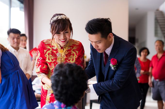 Ken ng wedding