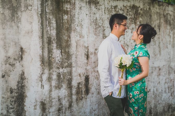 Engagement Pre-Wedding Photoshoot - Yang and Shirley by Alan Ng Photography - 017