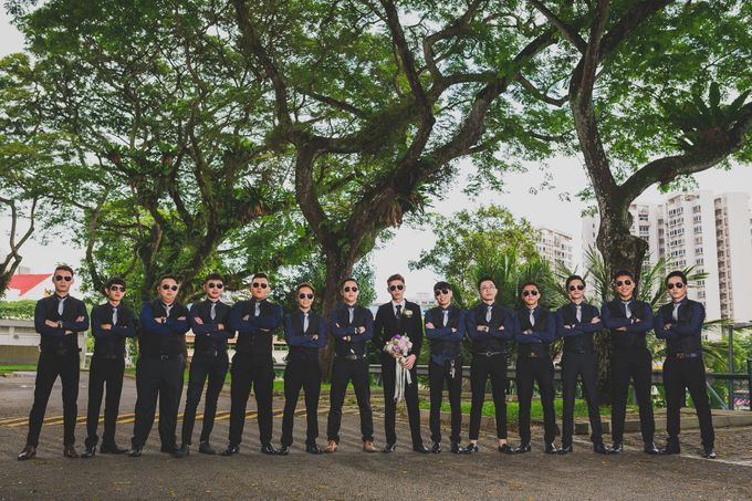 Wedding of Johnson and Sharmaine by Alan Ng Photography - 011
