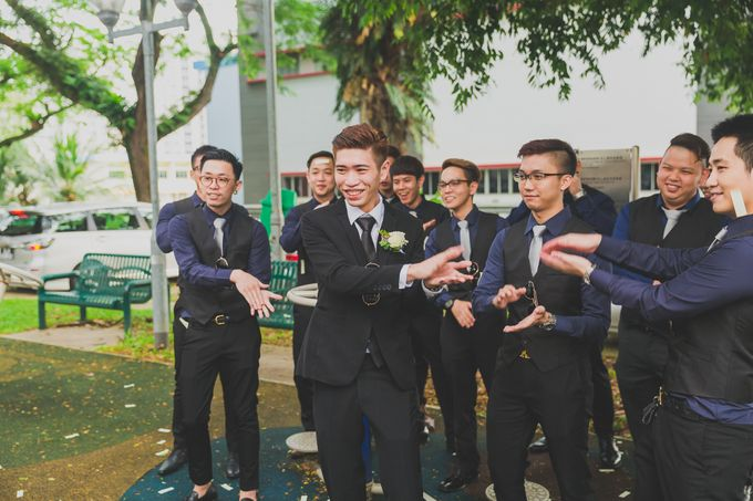Wedding of Johnson and Sharmaine by Alan Ng Photography - 012