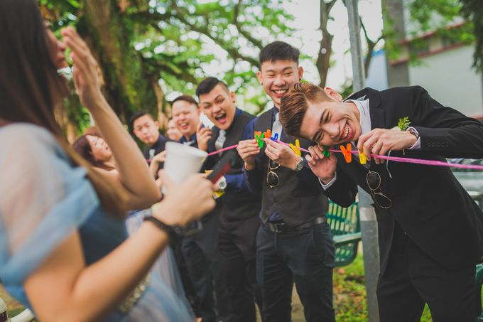 Wedding of Johnson and Sharmaine by Alan Ng Photography - 013