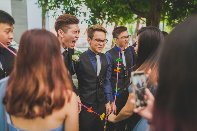 Wedding of Johnson and Sharmaine by Alan Ng Photography - 014