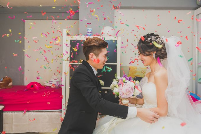 Wedding of Johnson and Sharmaine by Alan Ng Photography - 015
