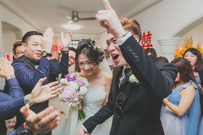 Wedding of Johnson and Sharmaine by Alan Ng Photography - 016