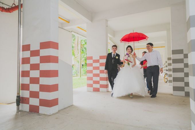 Wedding of Johnson and Sharmaine by Alan Ng Photography - 017
