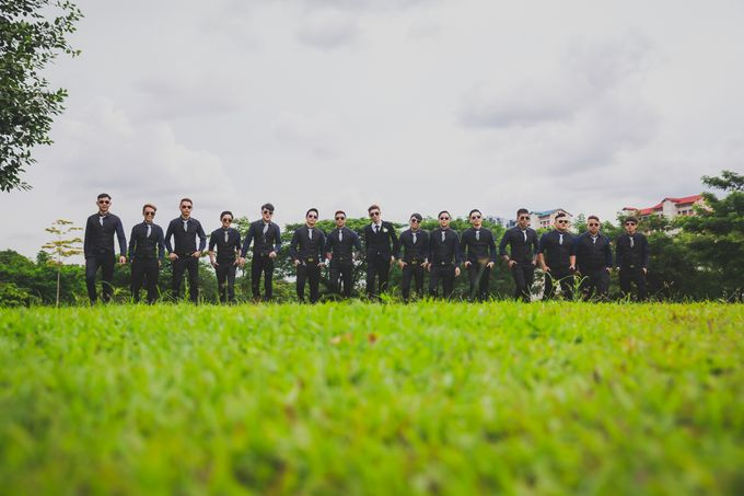 Wedding of Johnson and Sharmaine by Alan Ng Photography - 024
