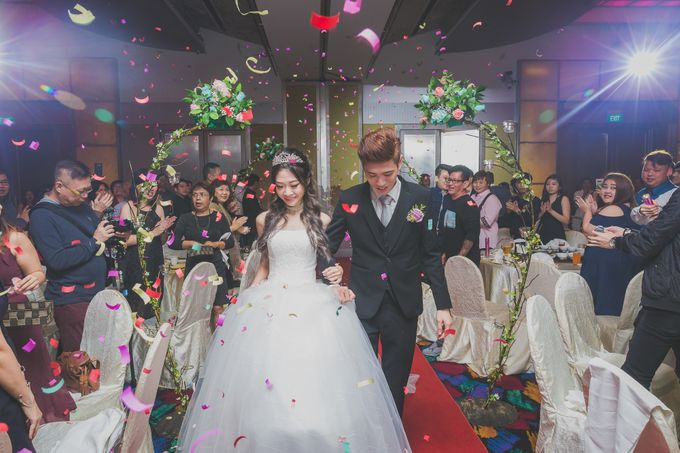 Wedding of Johnson and Sharmaine by Alan Ng Photography - 028