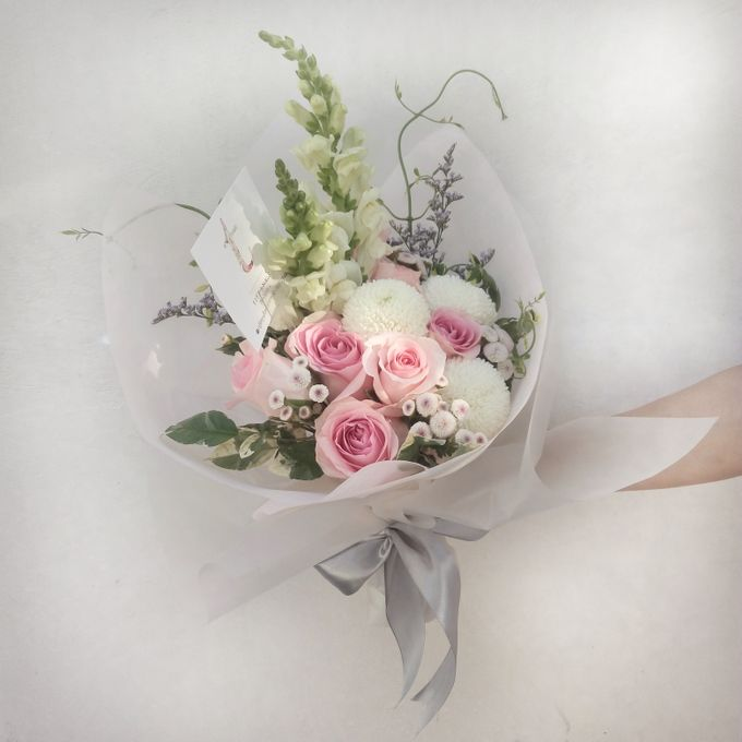 Gift Bouquet by Tiffany's Flower Room - 001
