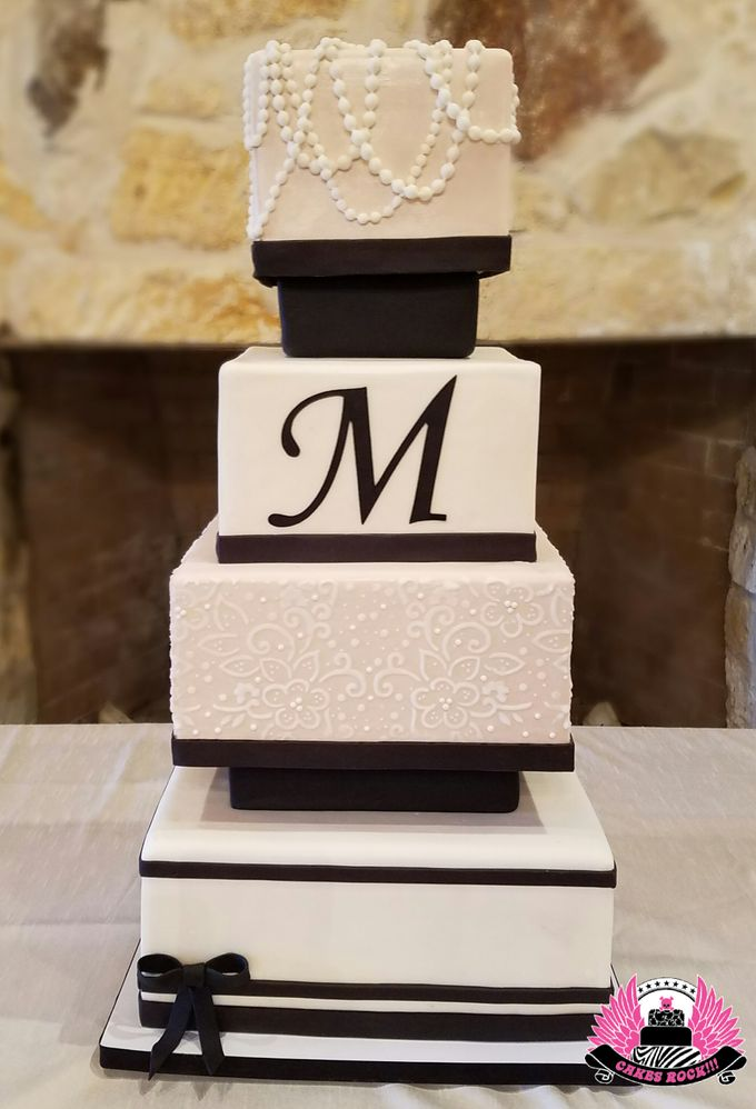 Wedding and Grooms' Cakes by Cakes ROCK!!! - 024