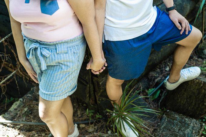 Engagement Session | Elmer and Bernadette by Rainwalker Photography - 010