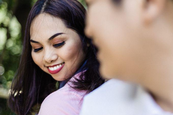 Engagement Session | Elmer and Bernadette by Rainwalker Photography - 011
