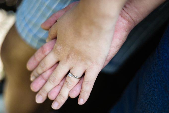 Engagement Session | Elmer and Bernadette by Rainwalker Photography - 012