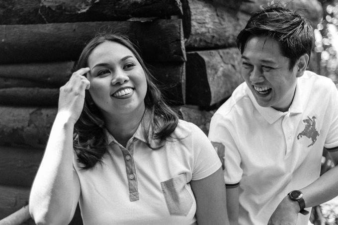 Engagement Session | Elmer and Bernadette by Rainwalker Photography - 013