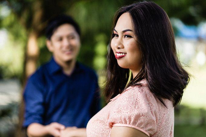 Engagement Session | Elmer and Bernadette by Rainwalker Photography - 025
