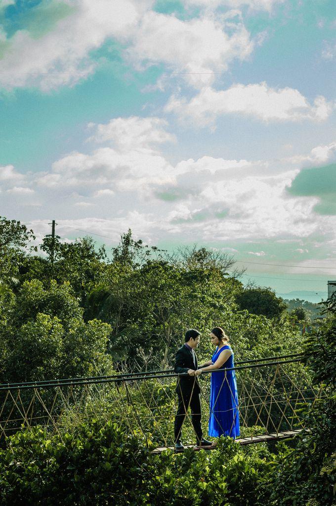 Engagement Session | Elmer and Bernadette by Rainwalker Photography - 001