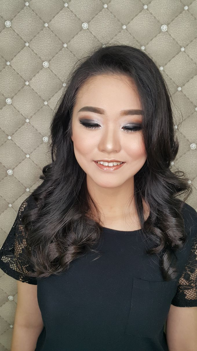 Makeup Prewedding - Wedding by Kwin Makeup Artist - 007