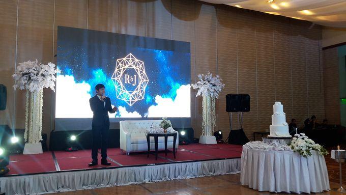 Ran & Joanne Bonifacio Wedding by Jeffrey Yu - Wedding Host / Wedding Emcee - 003