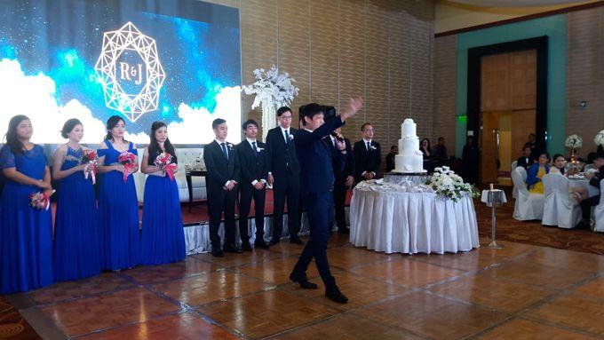 Ran & Joanne Bonifacio Wedding by Jeffrey Yu - Wedding Host / Wedding Emcee - 004