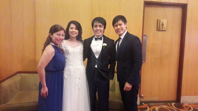 Ran & Joanne Bonifacio Wedding by Jeffrey Yu - Wedding Host / Wedding Emcee - 006