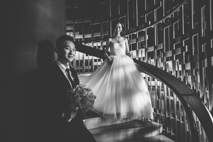 Damian & Shiny AD Wedding Photography by Renatus Photography | Cinematography - 004