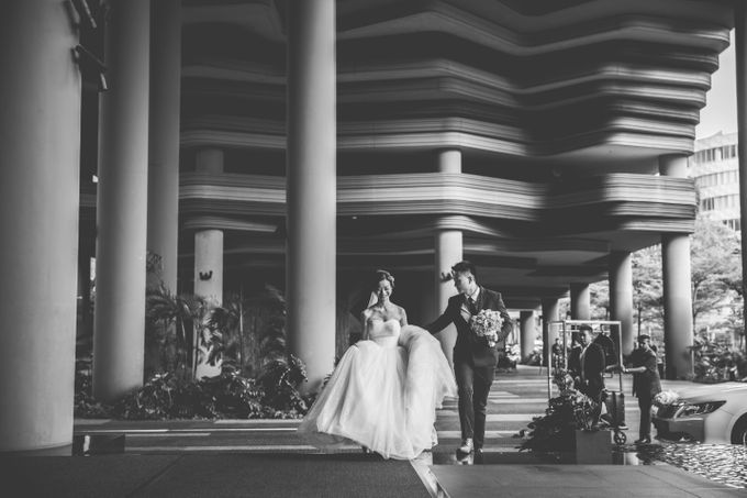 Damian & Shiny AD Wedding Photography by Renatus Photography | Cinematography - 001