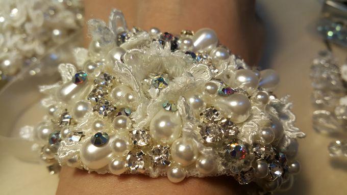 Bridal Bracelets by Pamela Falli - 021