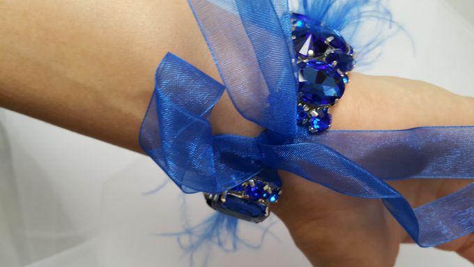Bridal Bracelets by Pamela Falli - 029