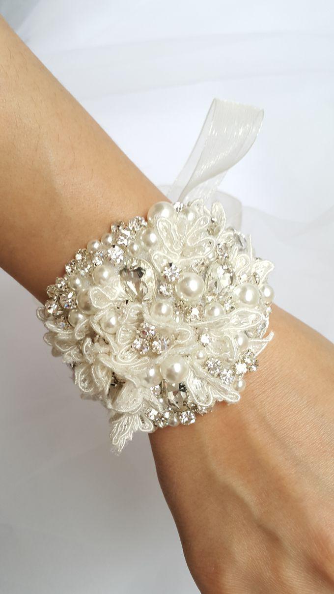 Bridal Bracelets by Pamela Falli - 024