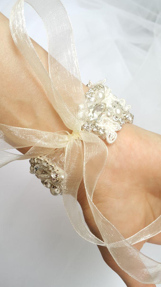 Bridal Bracelets by Pamela Falli - 025