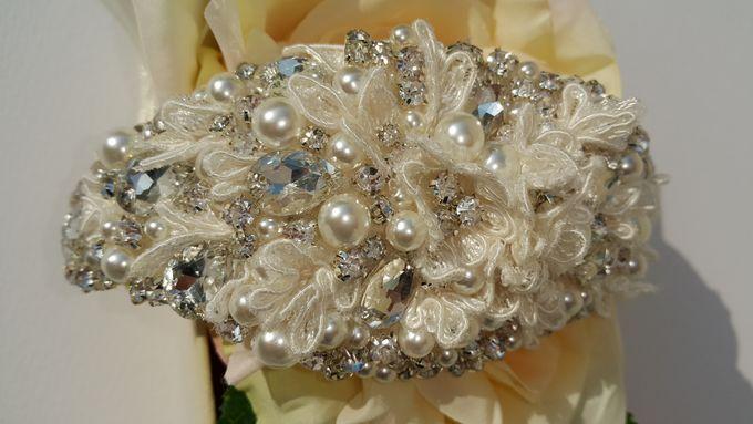 Bridal Bracelets by Pamela Falli - 026
