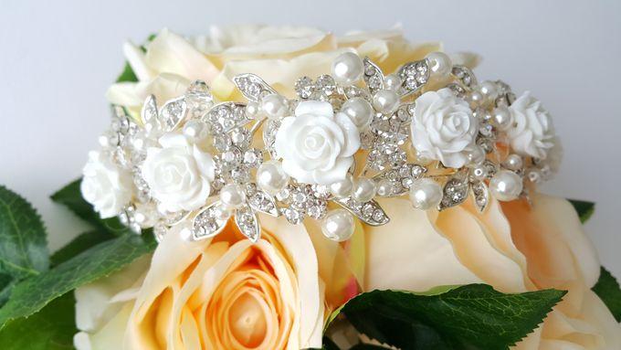 Bridal Tiara by Pamela Falli - 003