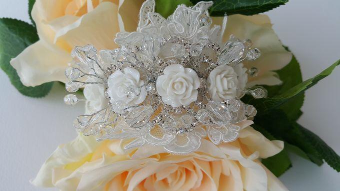 Bridal Bracelets by Pamela Falli - 019
