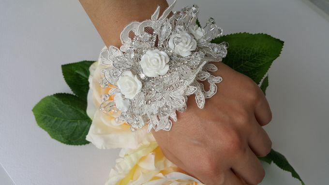Bridal Bracelets by Pamela Falli - 020