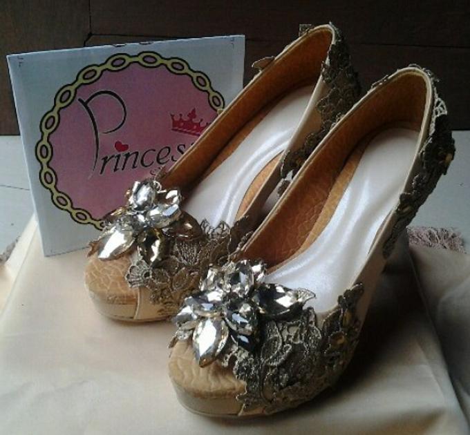 Wedding Shoes by Princessshoppy - 001