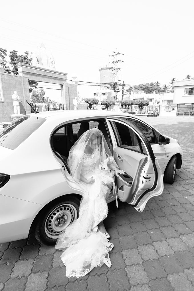 Wedding - Elmer and Bernadette by Rainwalker Photography - 027