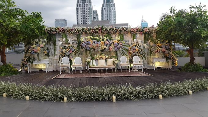 Weddings at our Rooftop Rool by Royal Kuningan Jakarta - 006
