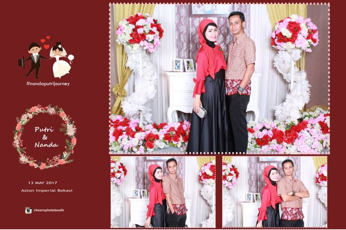The Wedding of Nanda & Putri by Gester Bridal & Salon Smart Hair - 007