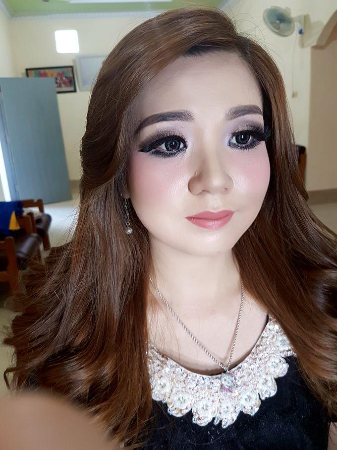 Makeup Prewedding for Ms Cyntia Joo by The Bridea - 005