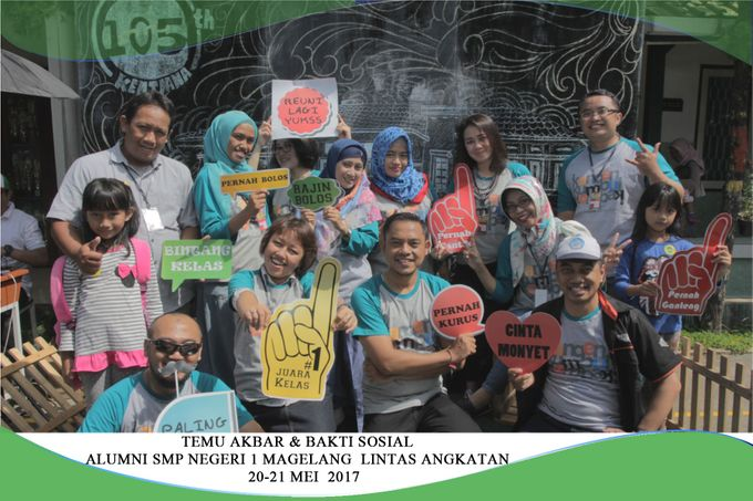 Lintas Angkatan Reuni SMP 1 Magelang by omitoo - 002