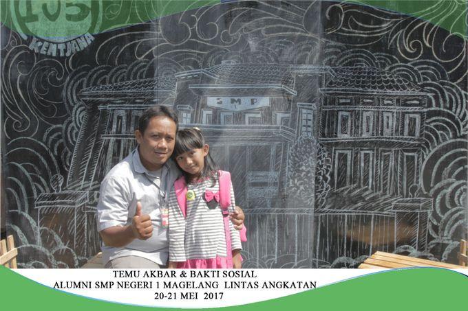 Lintas Angkatan Reuni SMP 1 Magelang by omitoo - 010