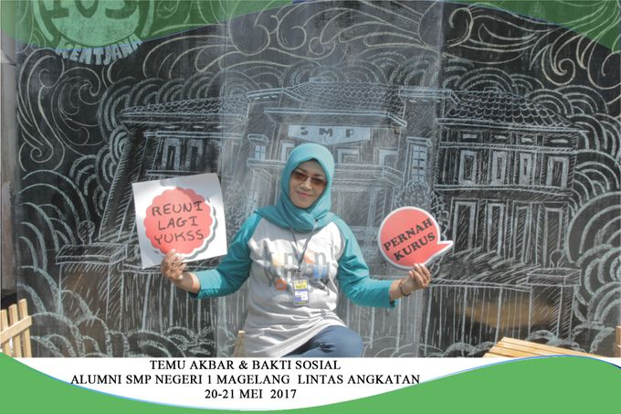 Lintas Angkatan Reuni SMP 1 Magelang by omitoo - 021