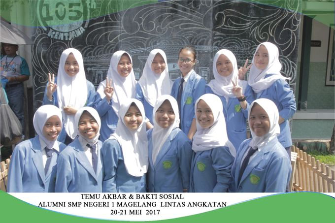 Lintas Angkatan Reuni SMP 1 Magelang by omitoo - 037