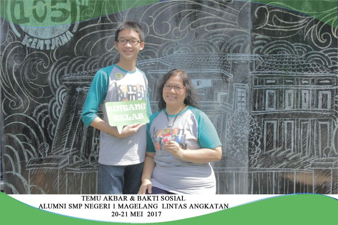 Lintas Angkatan Reuni SMP 1 Magelang by omitoo - 042