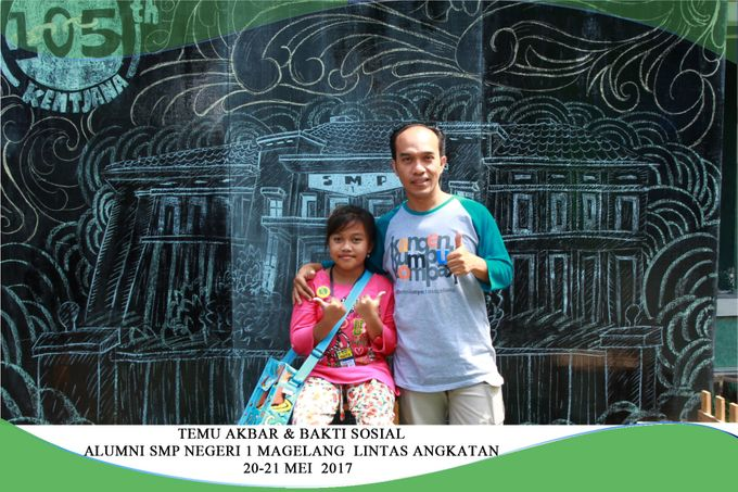 Lintas Angkatan Reuni SMP 1 Magelang by omitoo - 050