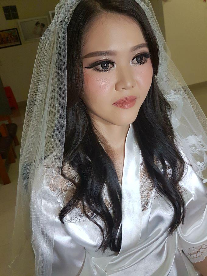 Makeup Ms Liana by The Bridea - 003