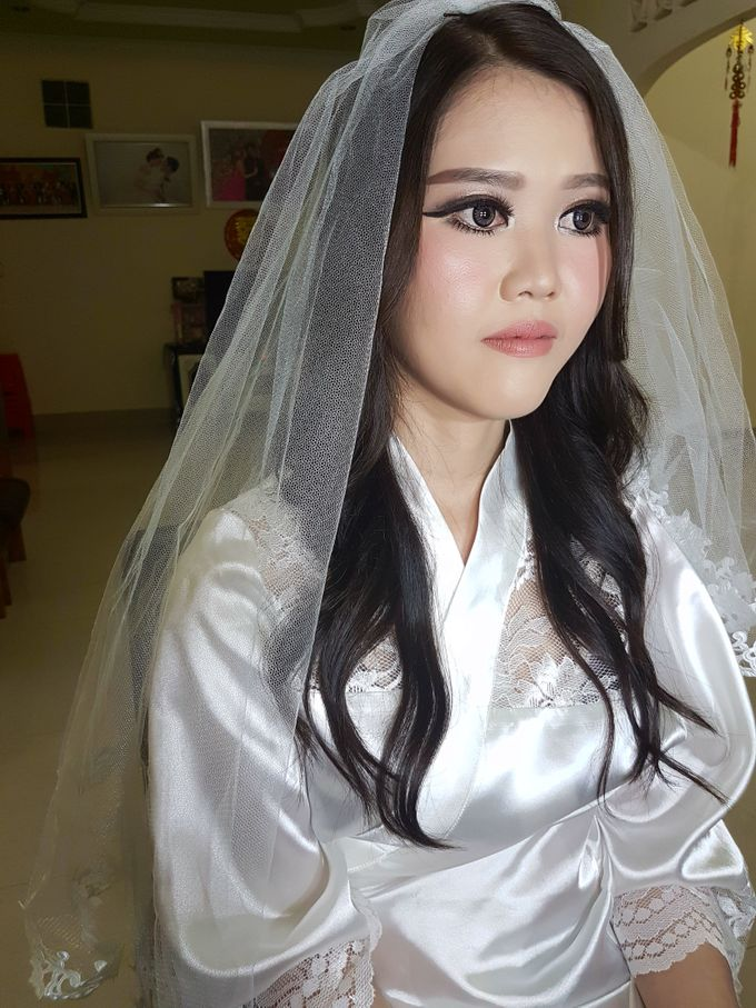 Makeup Ms Liana by The Bridea - 005