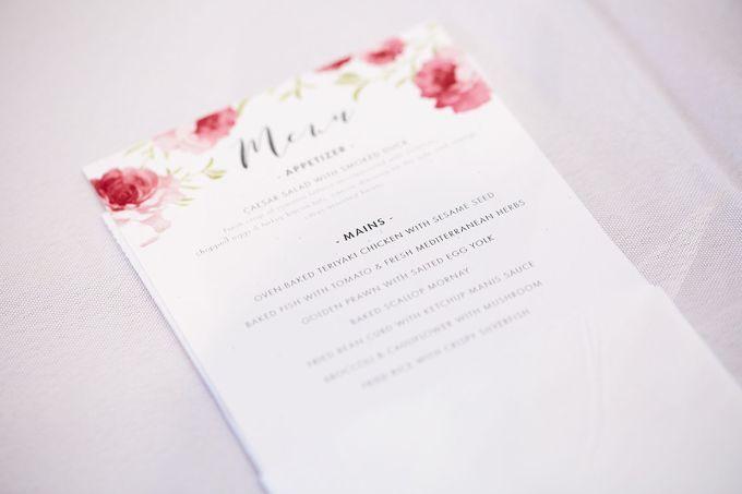 Kok Hua and Cheryl Wedding by Megu Weddings - 003