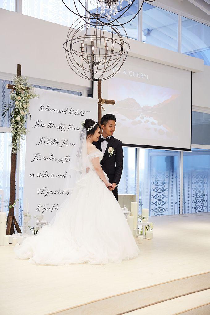 Kok Hua and Cheryl Wedding by Megu Weddings - 005