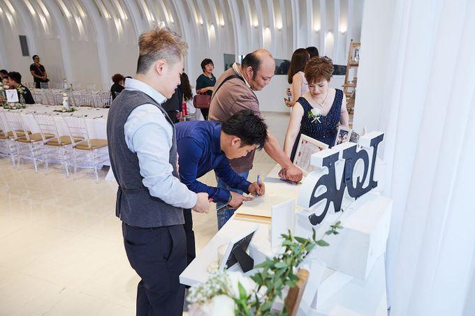 Kok Hua and Cheryl Wedding by Megu Weddings - 013